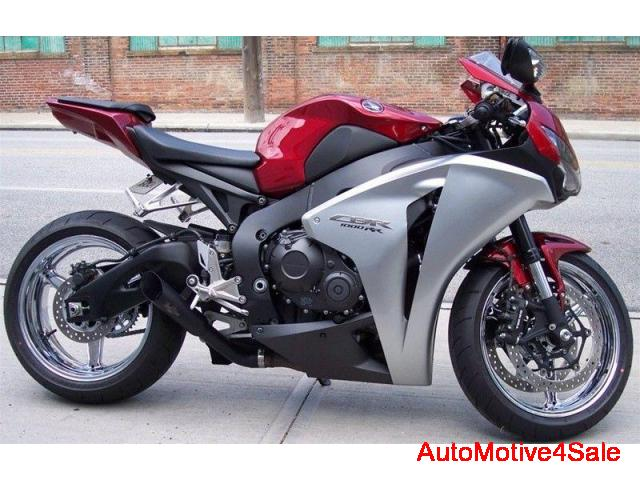 2008 cbr1000RR for sale clean clear title in hand never laid down - 1/8