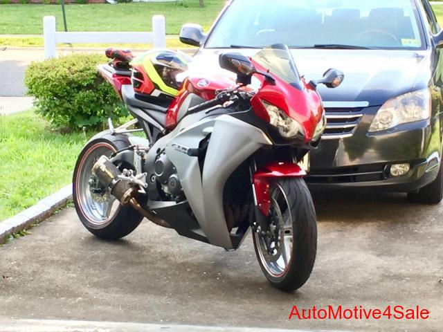 2008 cbr1000RR for sale clean clear title in hand never laid down - 3/8