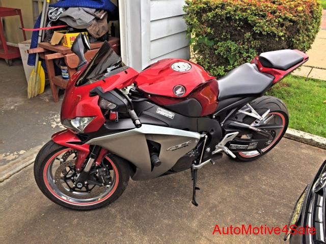 2008 cbr1000rr for sale clean clear title in hand - 6/8