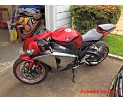 2008 cbr1000rr for sale clean clear title in hand - Image 6/8