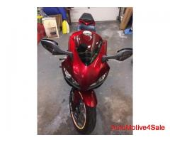 2008 cbr1000RR for sale clean clear title in hand never laid down - Image 7/8