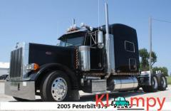 2005 Peterbilt 379 475 hp Acert C-15 Twin-Turbo Diesel