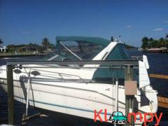 1995 SEA RAY SUNDANCER TOTALLY 290 REBUILT 8.1 MERCRUISER