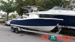 2012 Nautic Star Salt Water Yamaha Engine 2200xs 22 Feet