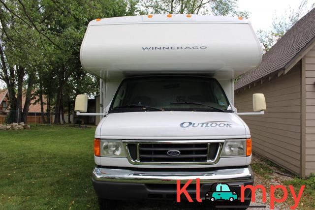 2006 Winnebago Outlook 1 slide ONLY 19700 MILES 32 Feet - 1/12
