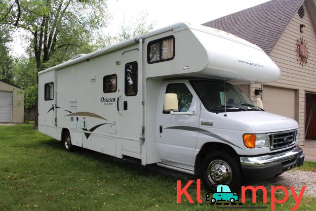 2006 Winnebago Outlook 1 slide ONLY 19700 MILES 32 Feet - 2/12