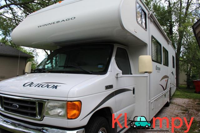 2006 Winnebago Outlook 1 slide ONLY 19700 MILES 32 Feet - 3/12