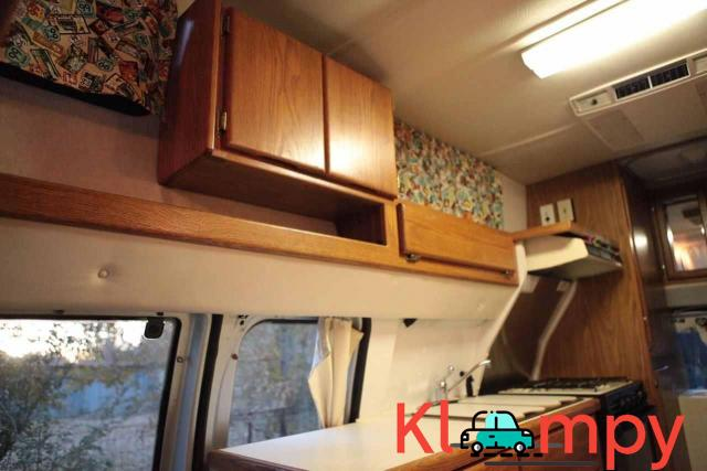 1999 Airstream B 190 Ford Chassis Motorized Class B - 4/7