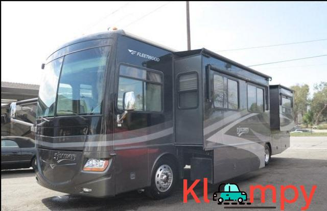 2007 Fleetwood Discovery Diesel 4 Slide Outs 39L - 3/12