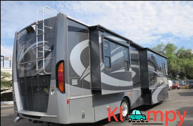 2007 Fleetwood Discovery Diesel 4 Slide Outs 39L - 4/12
