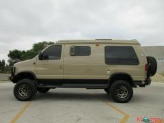 1997 Ford E-Series Van SPORTSMOBILE 4X4
