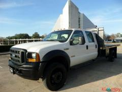 2007 Ford Super Duty F-450 Super