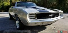 1969 Chevrolet Camaro RS package
