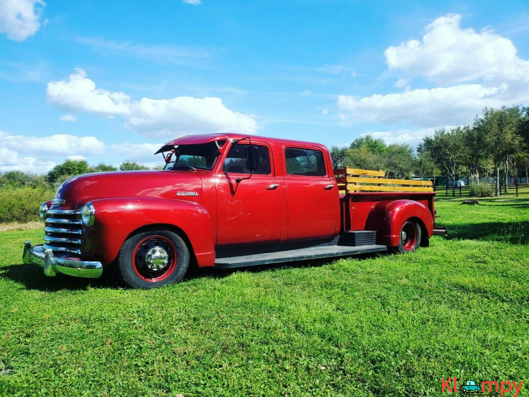 1949 Chevrolet Other Crewcab Diesel Dually - 1/14