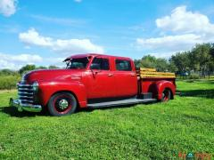 1949 Chevrolet Other Crewcab Diesel Dually
