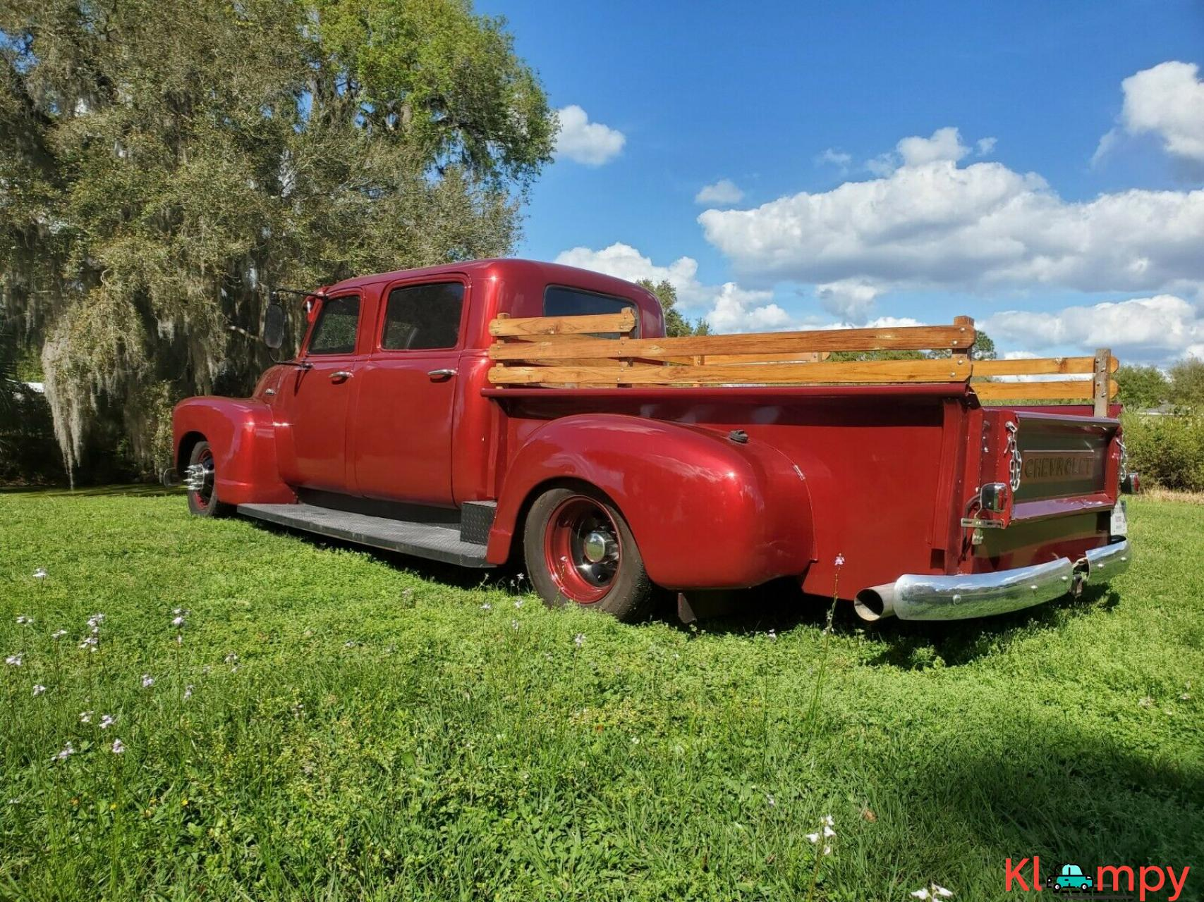 1949 Chevrolet Other Crewcab Diesel Dually - 2/14