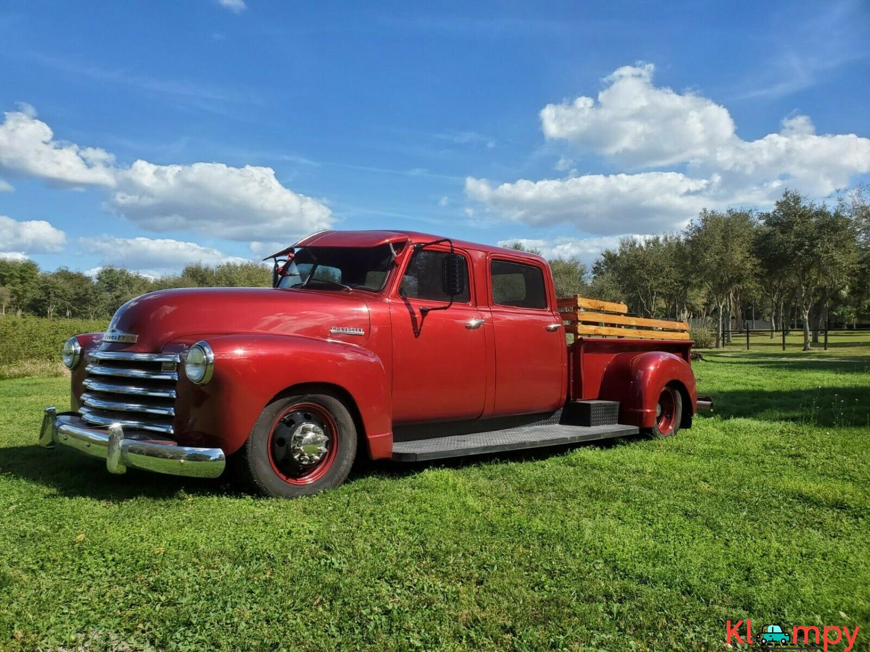 1949 Chevrolet Other Crewcab Diesel Dually - 3/14