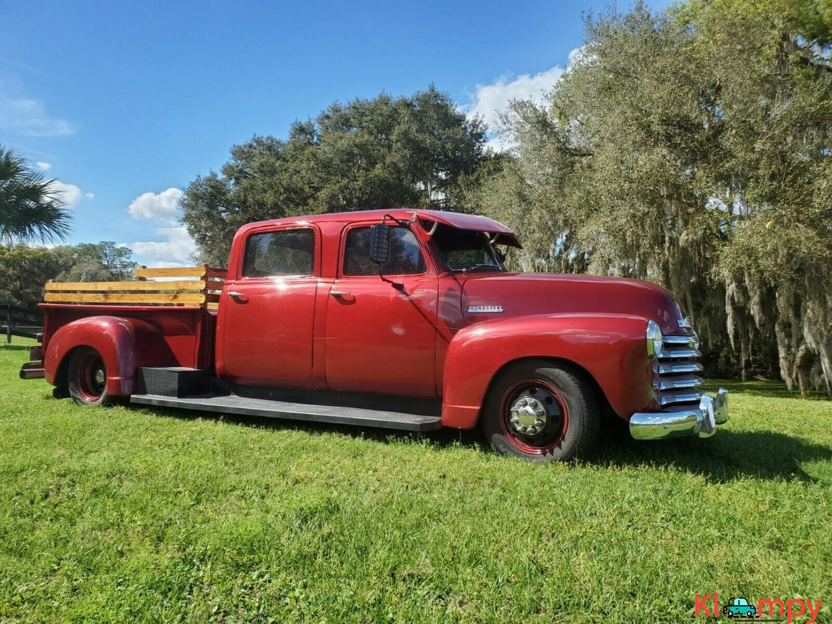 1949 Chevrolet Other Crewcab Diesel Dually - 5/14
