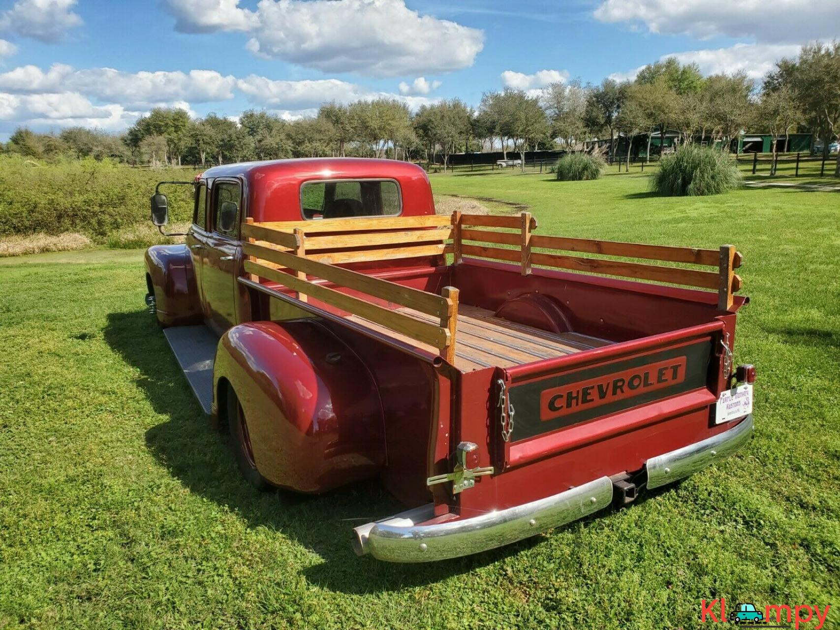 1949 Chevrolet Other Crewcab Diesel Dually - 6/14