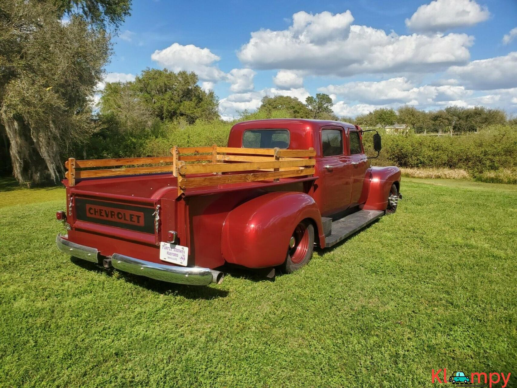 1949 Chevrolet Other Crewcab Diesel Dually - 8/14