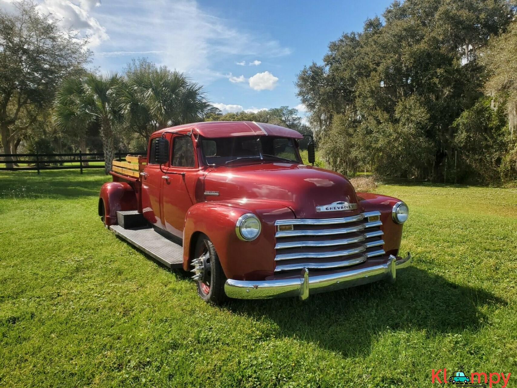 1949 Chevrolet Other Crewcab Diesel Dually - 10/14