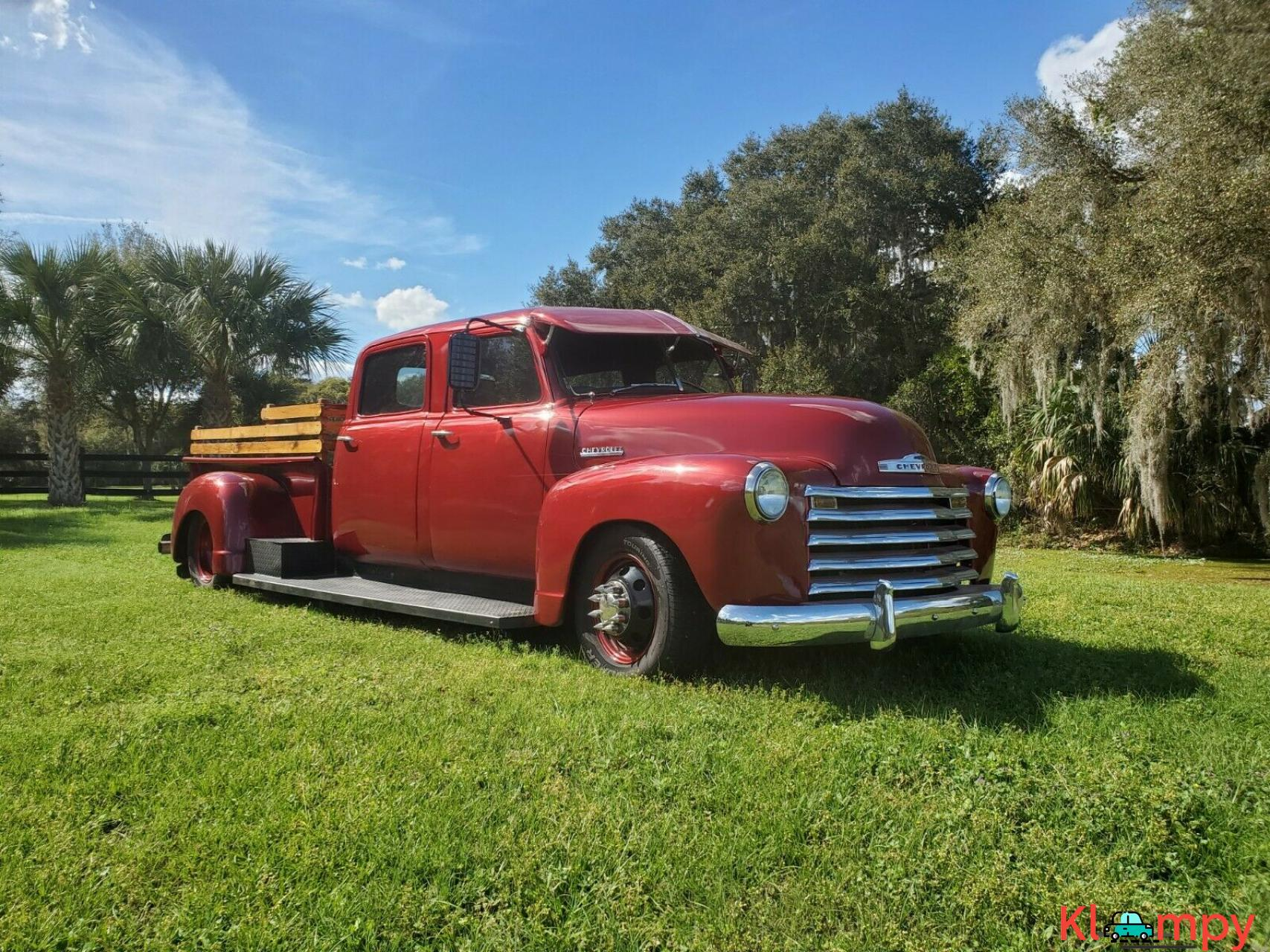 1949 Chevrolet Other Crewcab Diesel Dually - 11/14