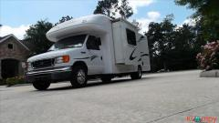 2008 Holiday Rambler Augusta 252DS