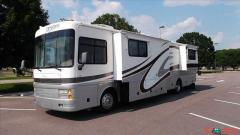2002 Fleetwood Discovery 38D Class A