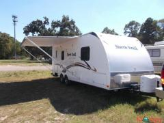 2013 North Trail Focus 27FT Bunkhouse Travel Trailer