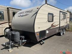 2017 Forest River Cherokee Grey Wolf 23BD Travel Trailer