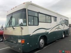 1998 Country Coach 32FT Intrigue Garnet