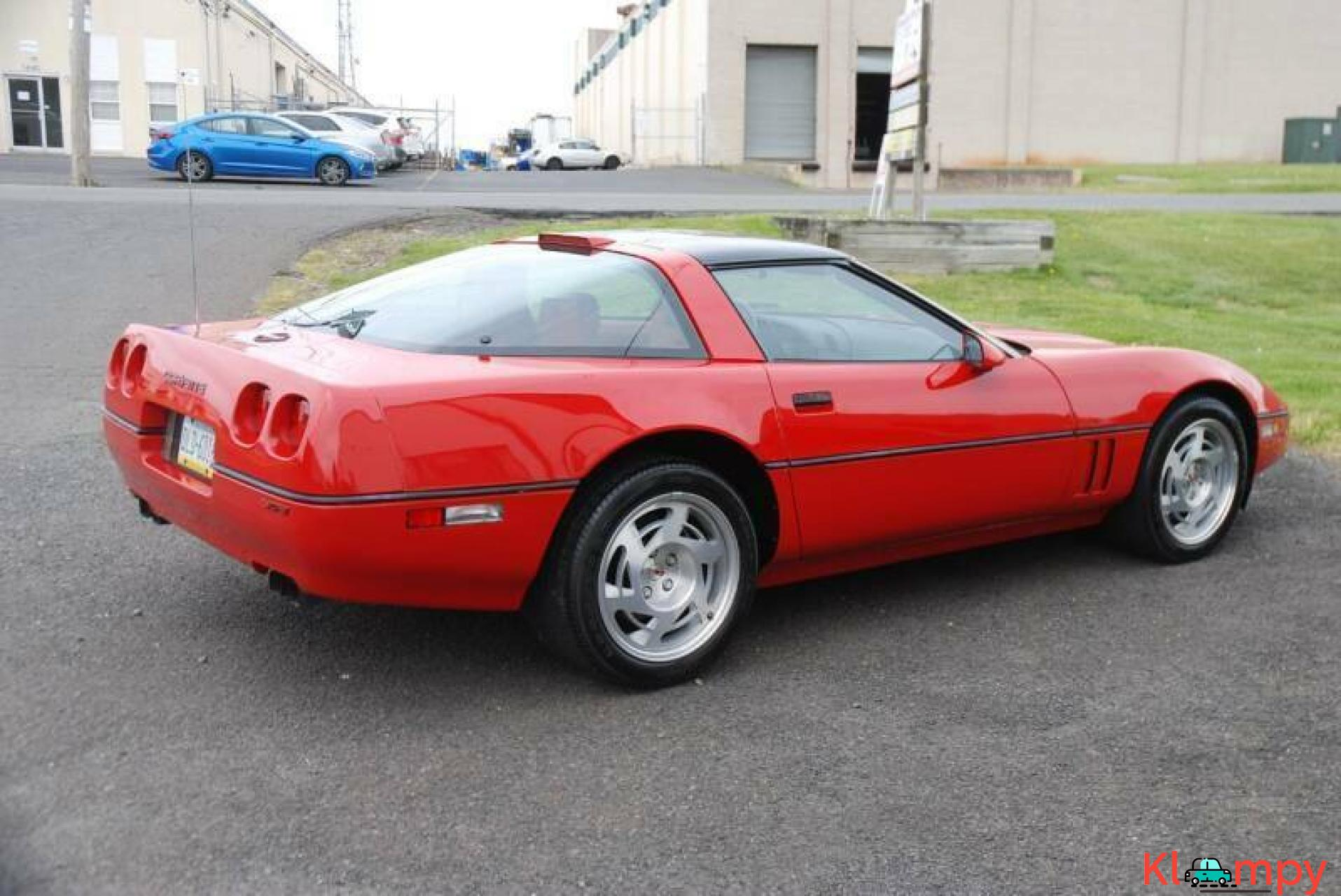 1990 Chevrolet Corvette ZR1 5.7L - 7/20