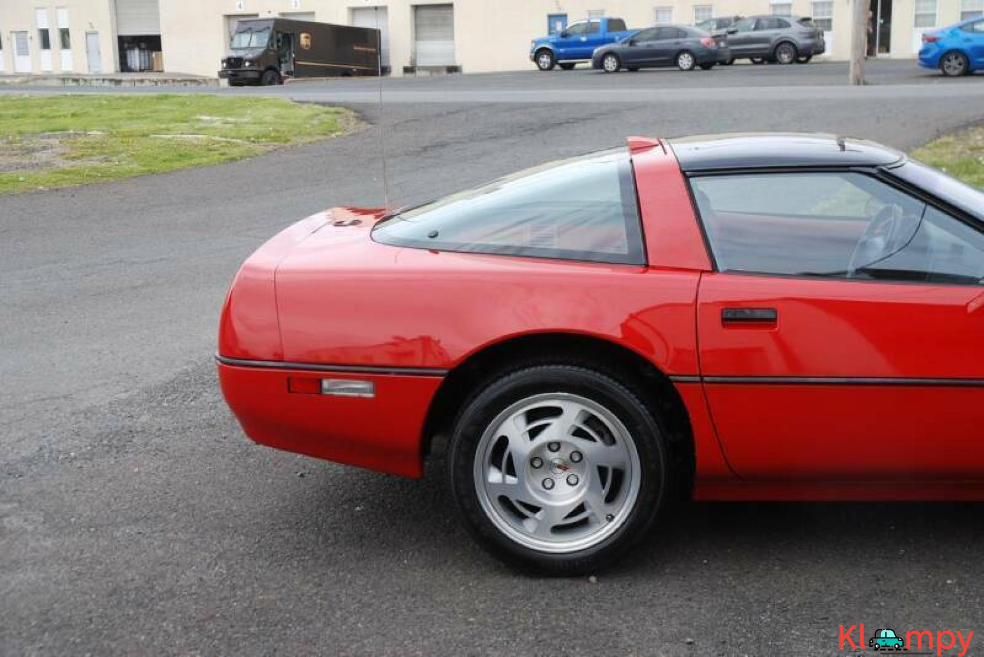 1990 Chevrolet Corvette ZR1 5.7L - 8/20