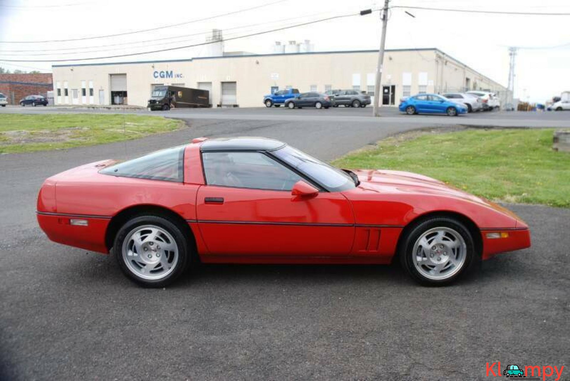 1990 Chevrolet Corvette ZR1 5.7L - 9/20