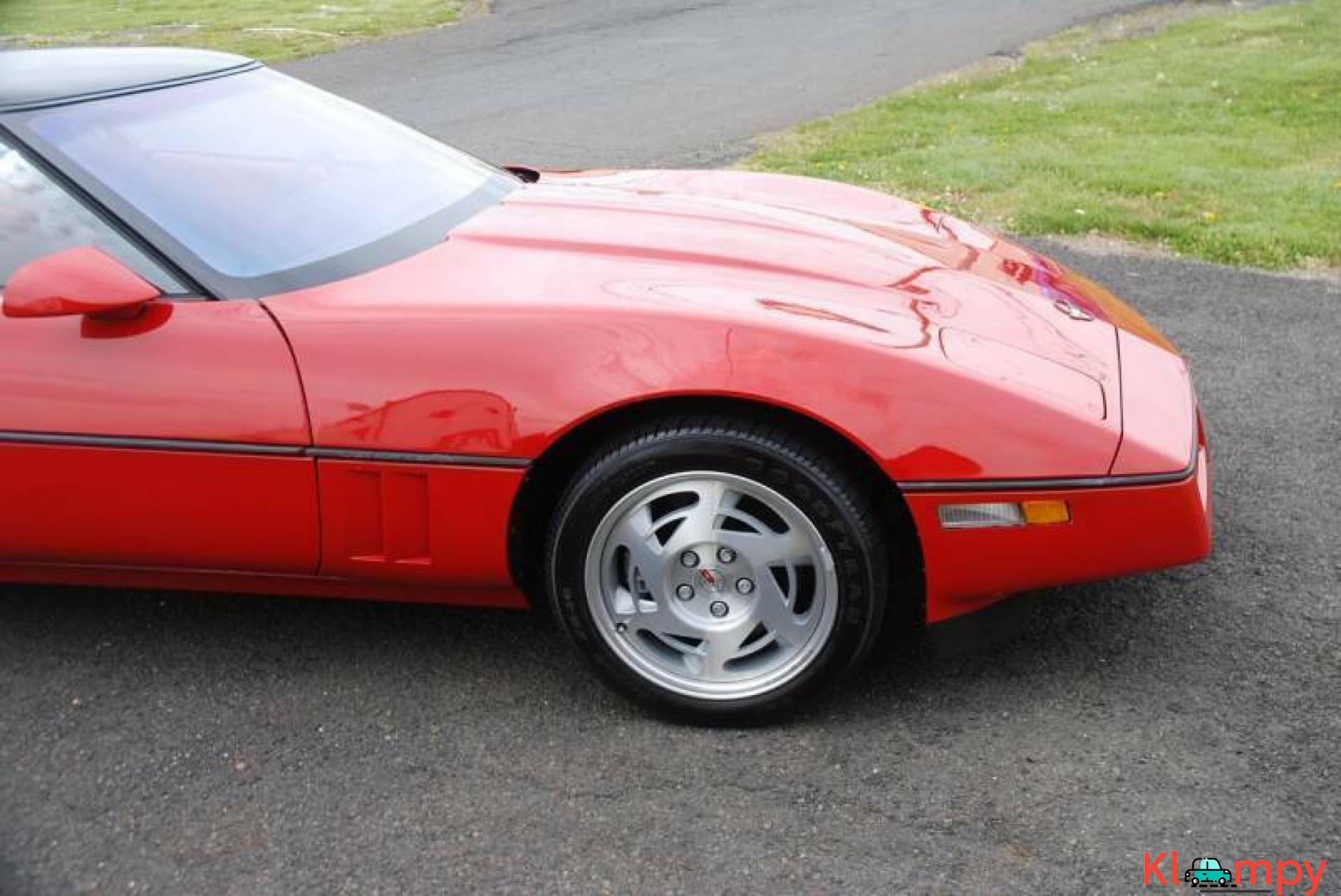 1990 Chevrolet Corvette ZR1 5.7L - 10/20