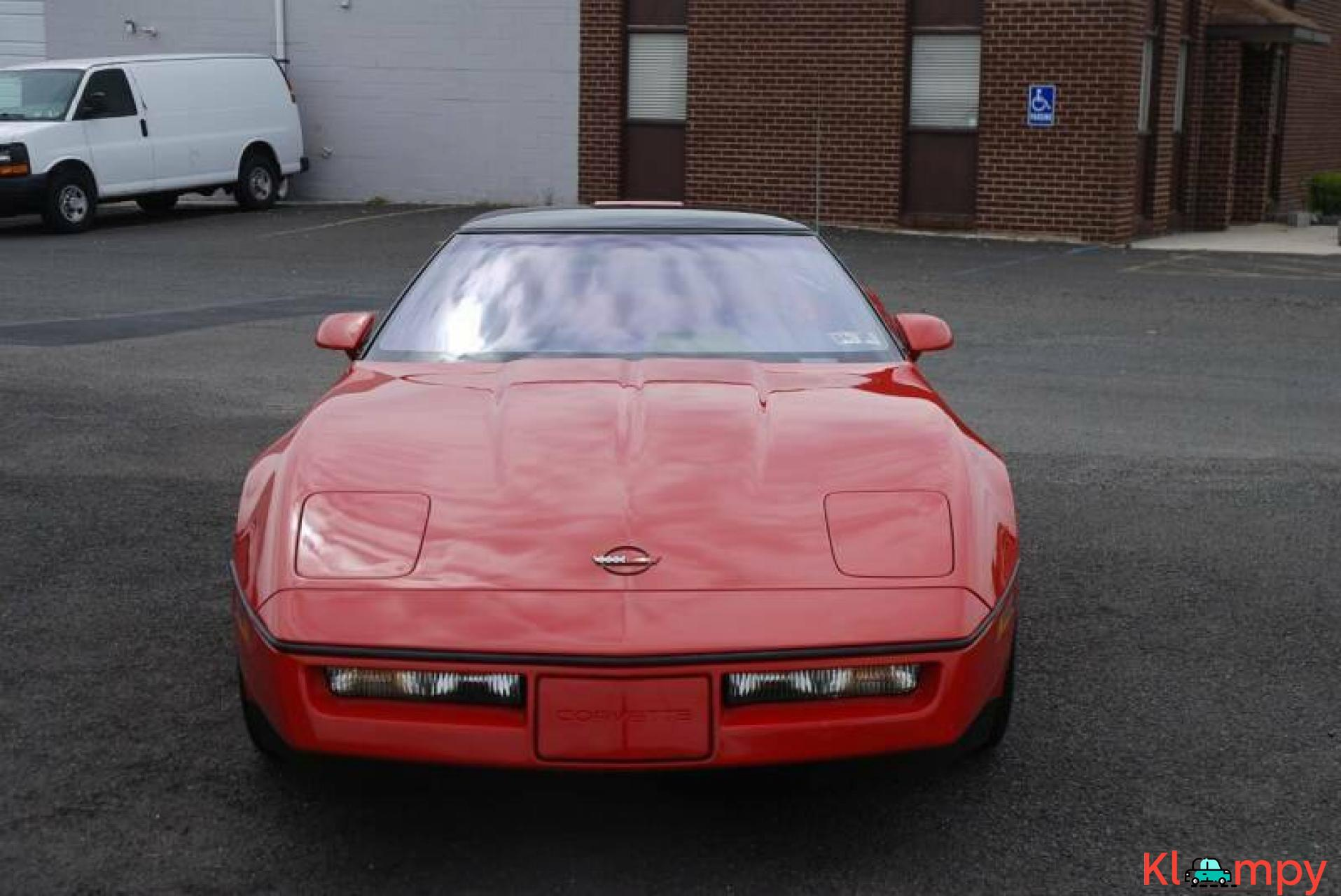 1990 Chevrolet Corvette ZR1 5.7L - 12/20