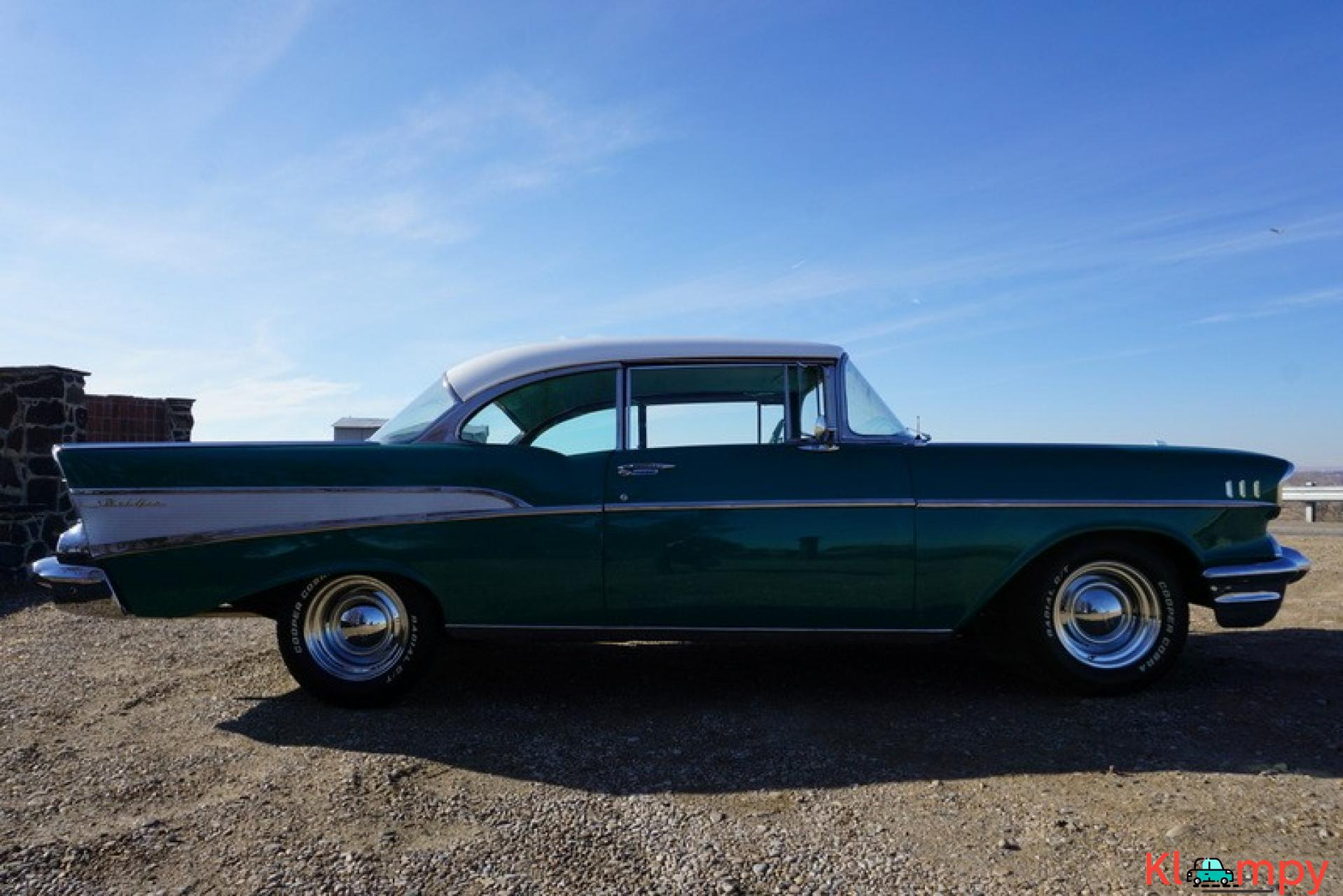1957 Chevrolet Bel Air 150 210 Hardtop - 4/20