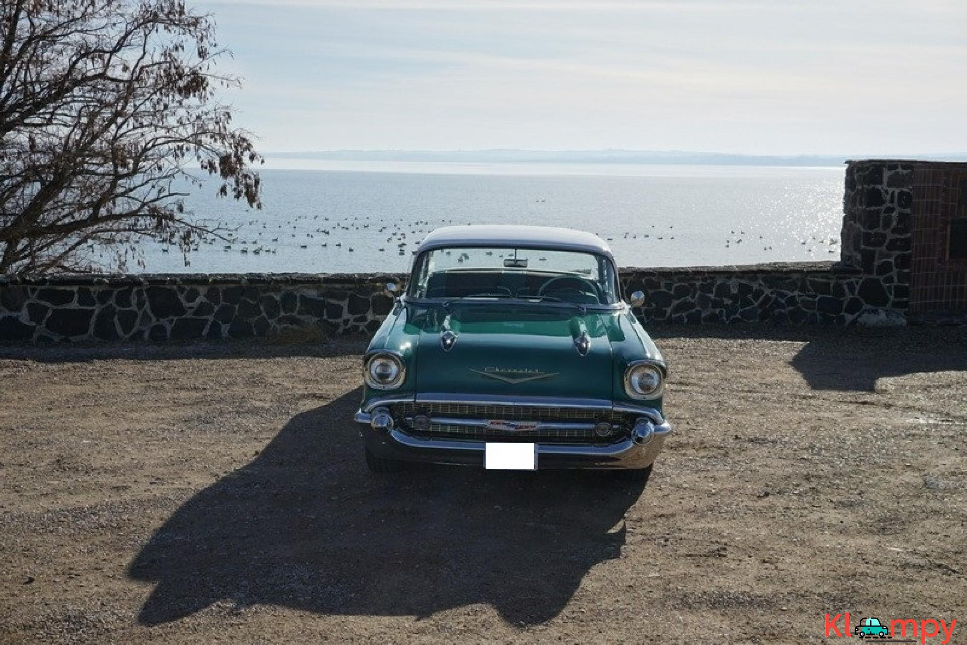 1957 Chevrolet Bel Air 150 210 Hardtop - 5/20