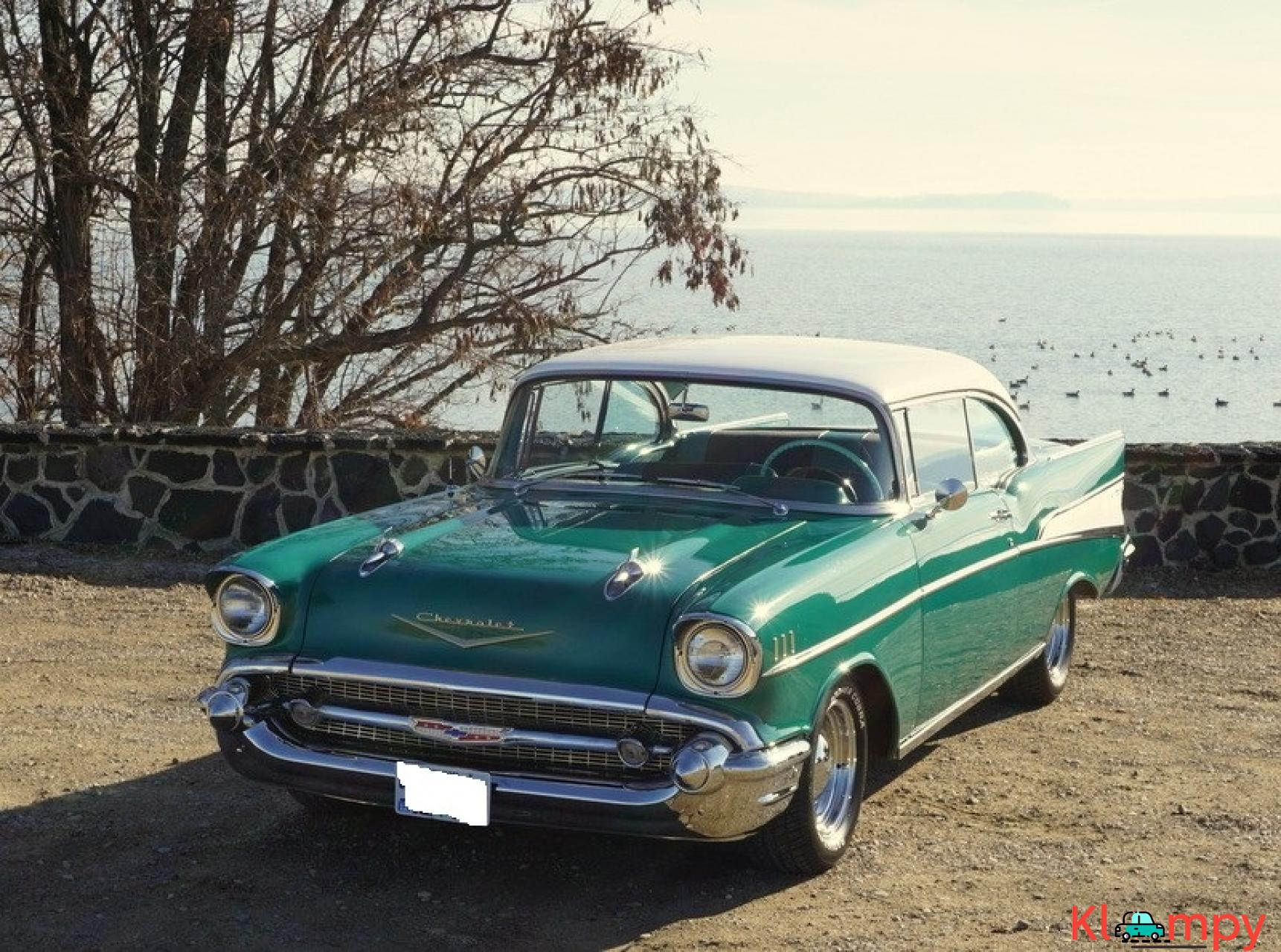 1957 Chevrolet Bel Air 150 210 Hardtop - 6/20