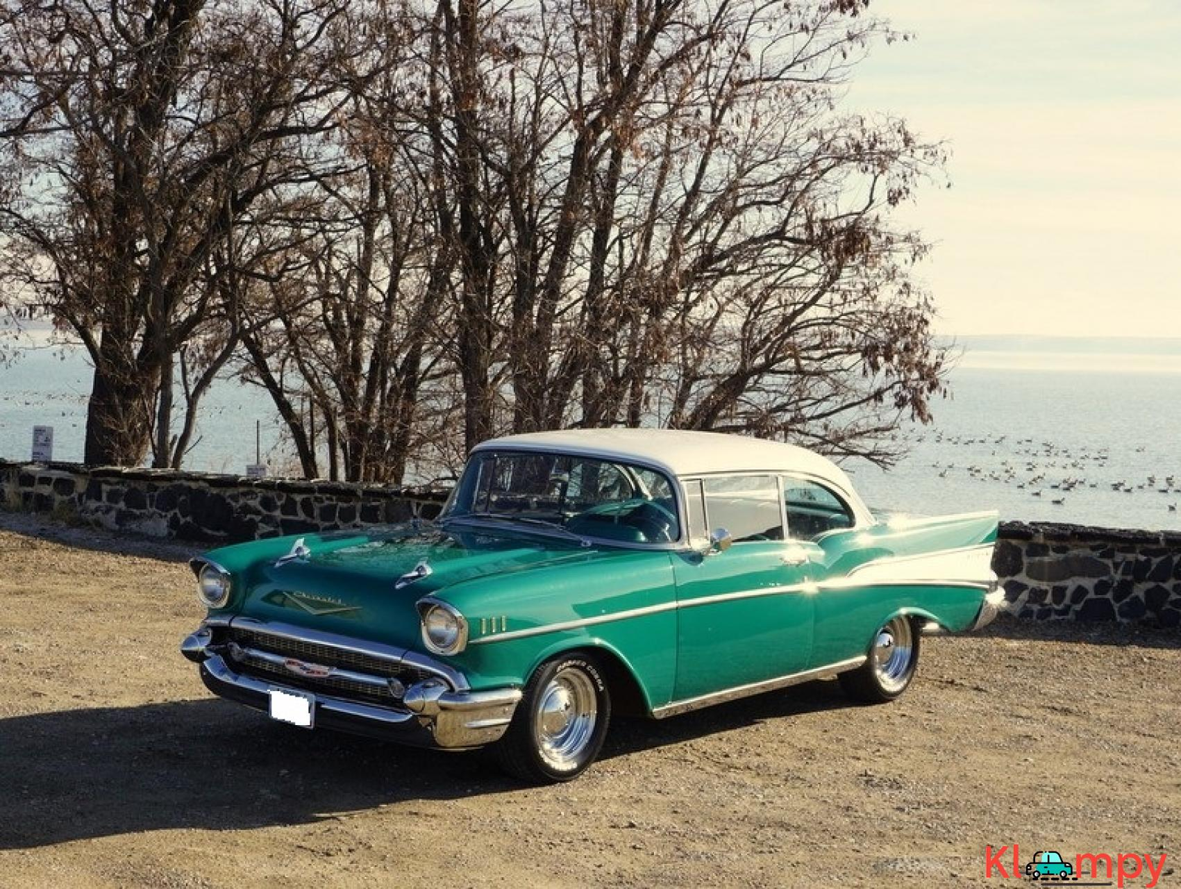 1957 Chevrolet Bel Air 150 210 Hardtop - 7/20