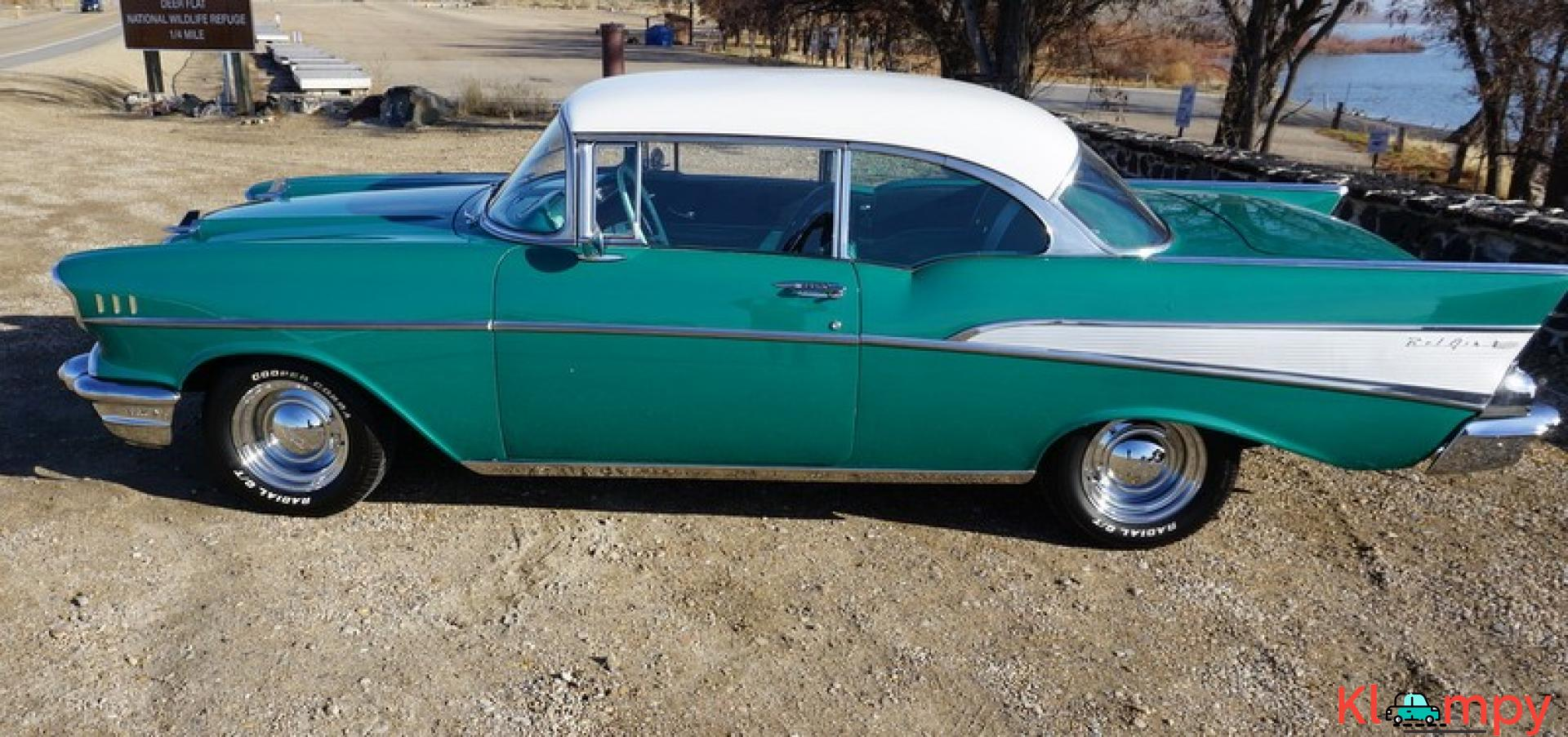 1957 Chevrolet Bel Air 150 210 Hardtop - 8/20