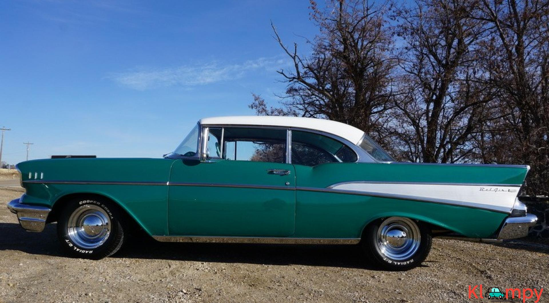 1957 Chevrolet Bel Air 150 210 Hardtop - 9/20