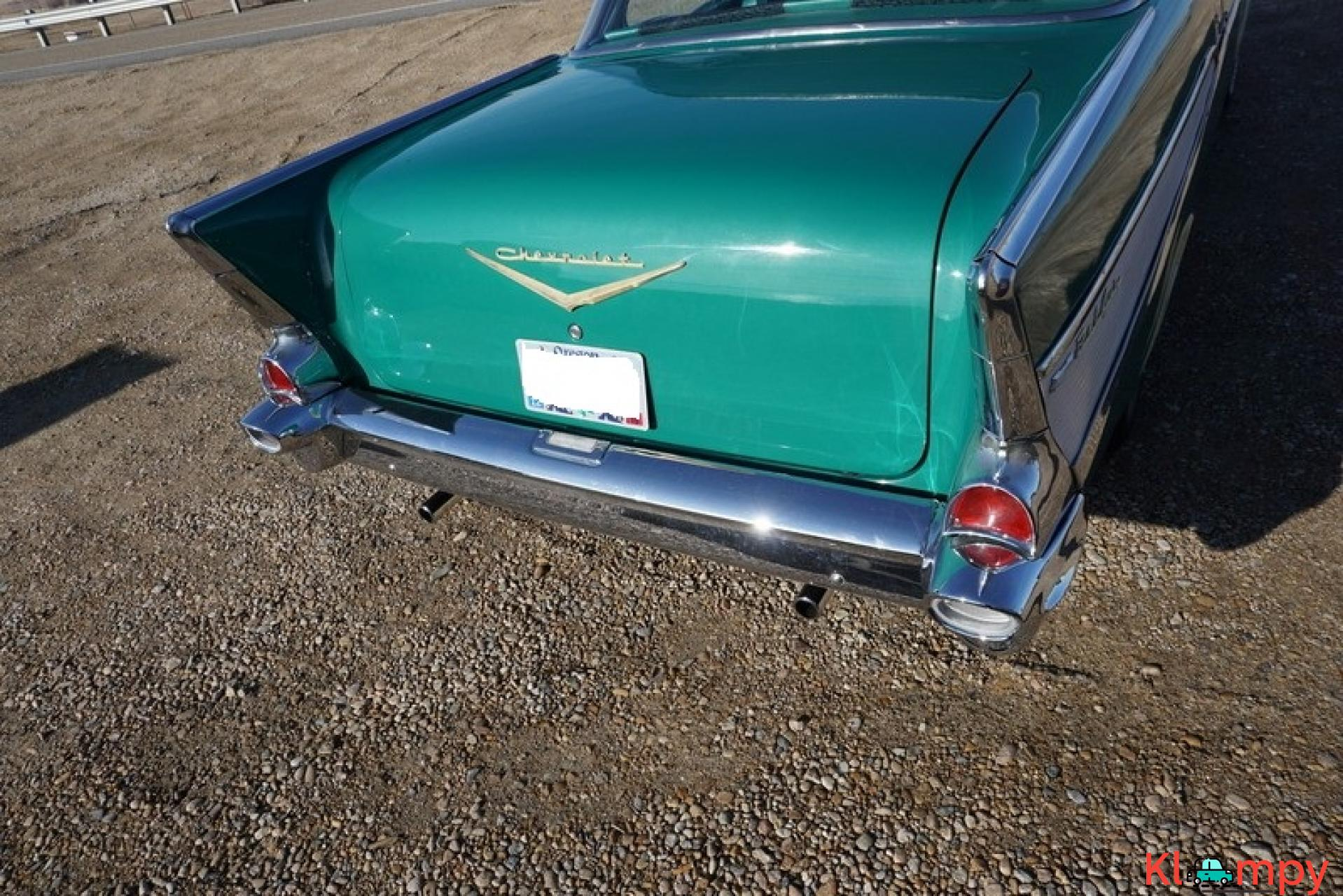 1957 Chevrolet Bel Air 150 210 Hardtop - 11/20