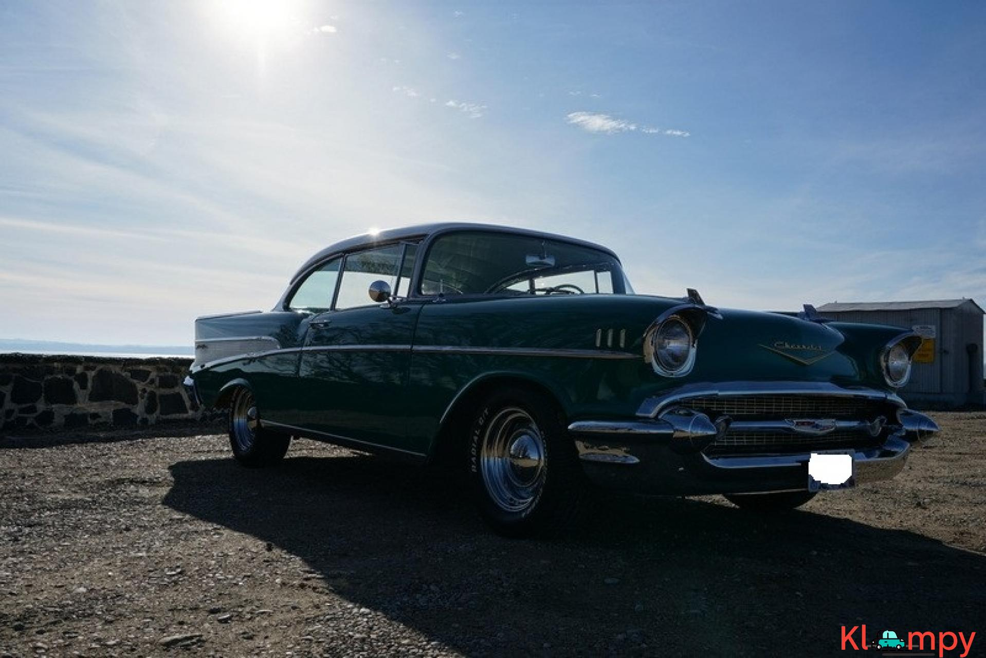 1957 Chevrolet Bel Air 150 210 Hardtop - 12/20