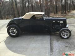 1933 Ford 40 Roadster Hot Rod - Image 3/20