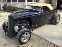 1933 Ford 40 Roadster Hot Rod - Image 6/20