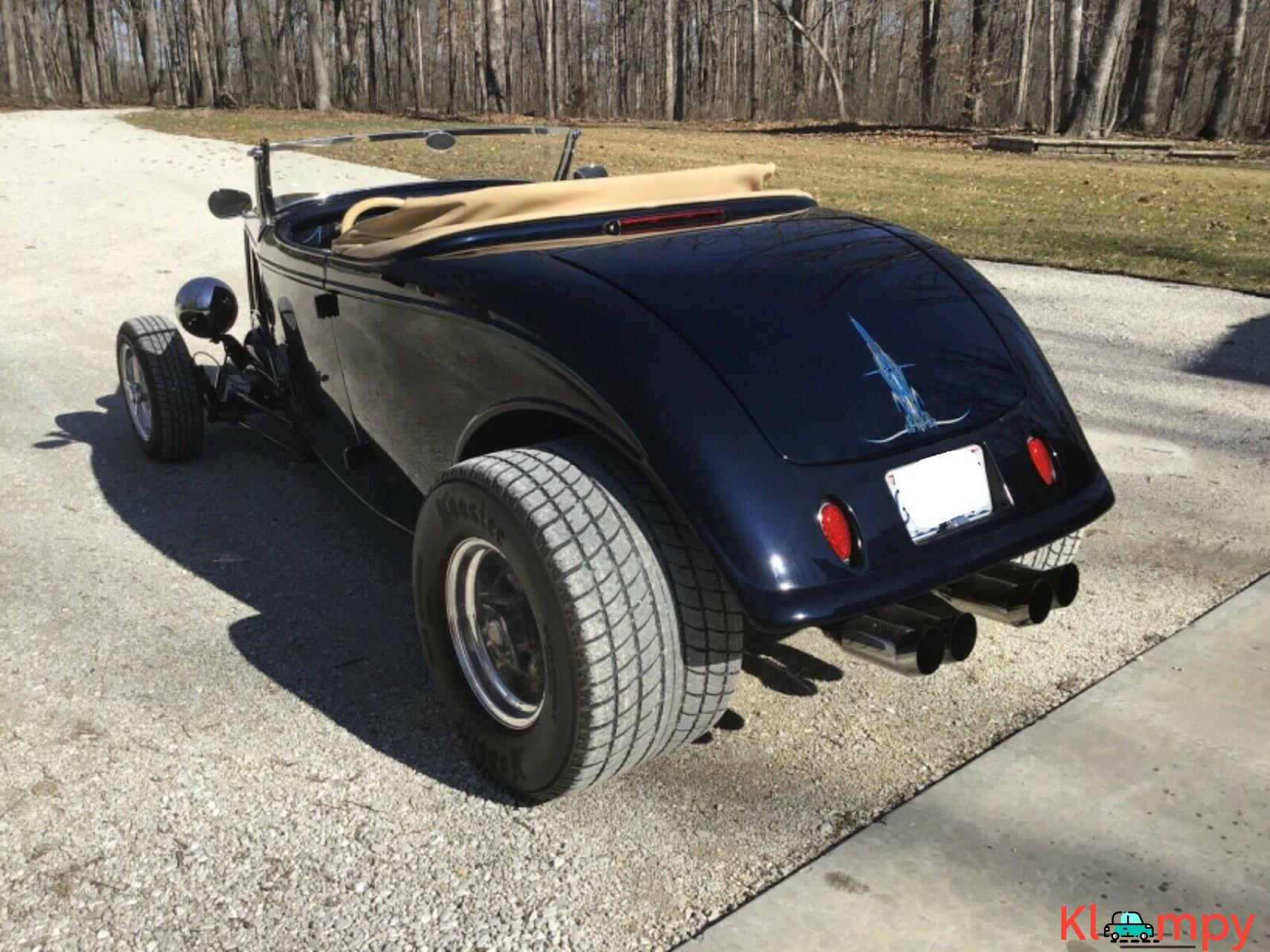 1933 Ford 40 Roadster Hot Rod - 14/20