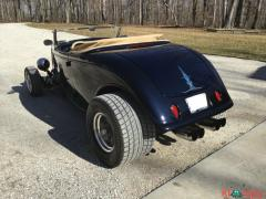 1933 Ford 40 Roadster Hot Rod - Image 14/20