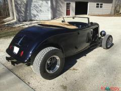 1933 Ford 40 Roadster Hot Rod - Image 16/20