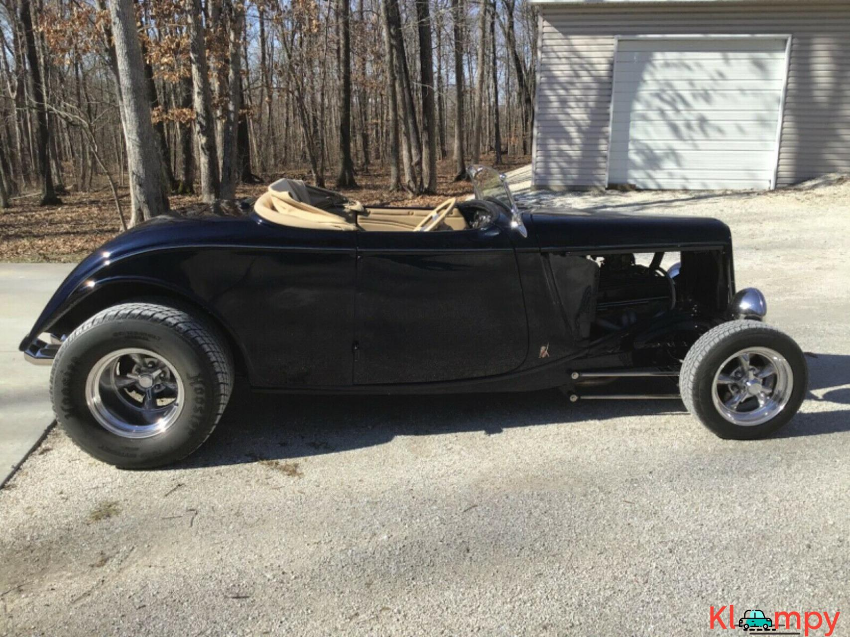 1933 Ford 40 Roadster Hot Rod - 17/20